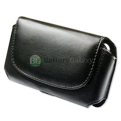 Leather Cell Phone Belt Pouch Case for Android Verizon LG vx5200 vx5300 100+SOLD