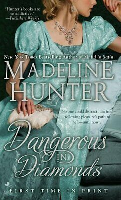 Dangerous in Diamonds by Madeline Hunter Paperback Book The Cheap Fast Free Post