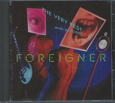 CD: FOREIGNER - The Very Best....And Beyond