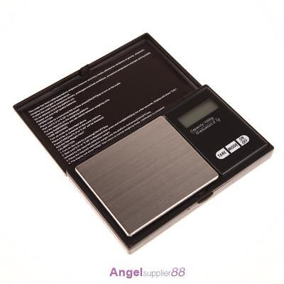 Digital Scale 1000g x 0.1g Jewelry Gold Silver Coin Gram Pocket Size Herb