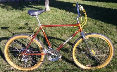 1982 SCHWINN SIDEWINDER Vintage Old School Bmx Cruiser King Sting Mountain  Bike
