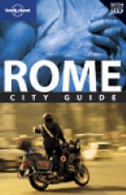 Rome (Lonely Planet City Guides), Hole, Abigail, Garwood, Duncan, Very Good Book