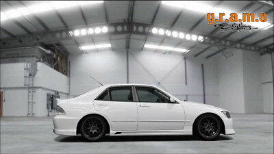 IS200 IS300 Altezza C-West Style Side Skirts for Body Kit v6