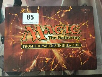 Mtg, From The Vault: Annihilation Sealed Box Set.