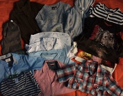 Country Road, Next, Sudo, Witchery Kids & Gap Boys Size 7