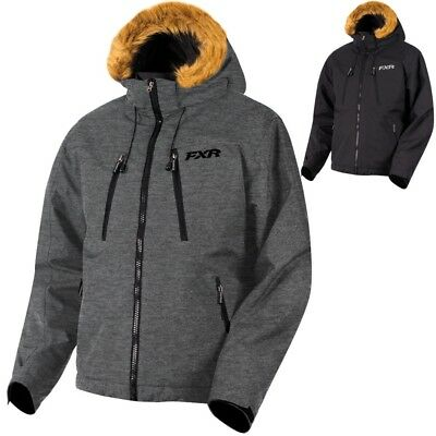 FXR Racing S18 Northward Insulated Mens Sled Winter Skiing Snowmobile Jackets