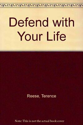 Defend with Your Life by Kantar, Eddie Hardback Book The Cheap Fast Free Post
