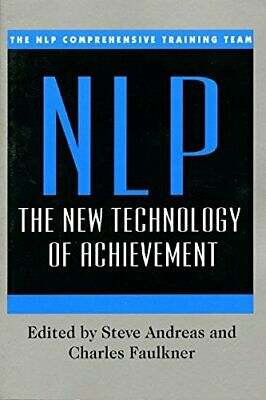 Nlp: the New Technology of Achievement by Steve Andreas Paperback Book The Cheap