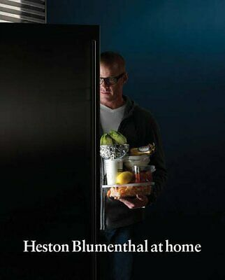 Heston Blumenthal at Home by Blumenthal, Heston Book The Fast Free Shipping
