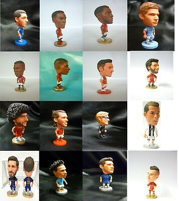 Cake Topper Figure Decoration Birthday - FOOTBALL PLAYERS