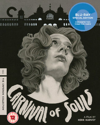 Carnival of Souls - The Criterion Collection Blu-Ray (2017) Candice Hilligoss