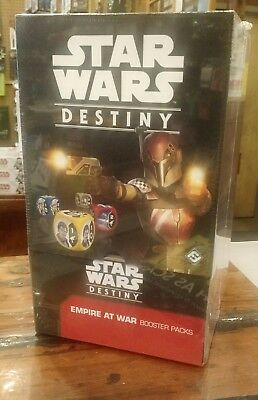 Star Wars: Destiny - Empire at War - Factory Sealed Booster Box