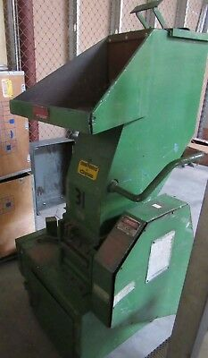 Ims 7.5 Hp Plastic Granulator 7.5 Hp 9X10 Opening Tested Good