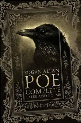 Edgar Allan Poe Complete Stories and Poems by Edgar Allan Poe (2012, Hardcover)