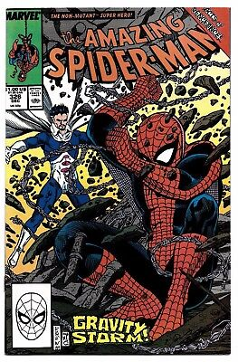Amazing Spider-Man 326 327 329 Lot 1st print 1990 Marvel Acts of Vengeance