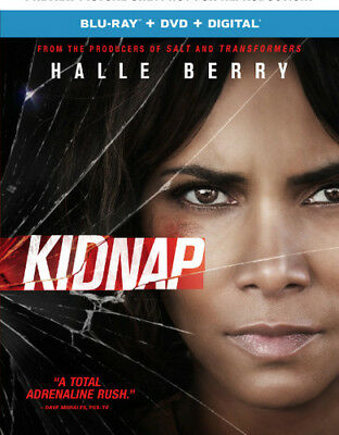 Kidnap [New Blu-ray] With DVD, 2 Pack, Digitally Mastered In Hd