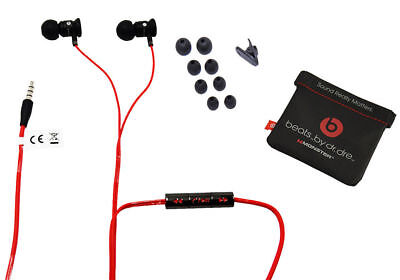 Original Monster UrBeats In-Ear Headset Kopfhörer Beats by Dr. Dre Schwarz HTC