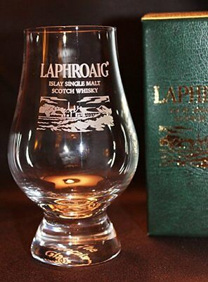 Laphroaig Logo Glencairn Single Malt Scotch Whisky Tasting Glass