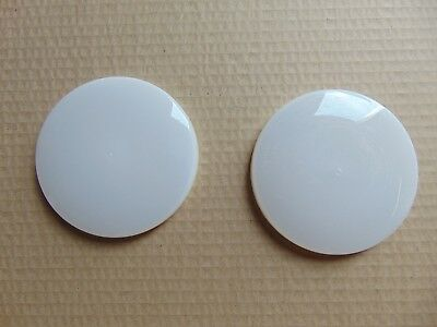 """1998-2011 Ford Crown Victoria 5"""" Police Ticket Dome Light Lens 77-570 Lot Of 2"""