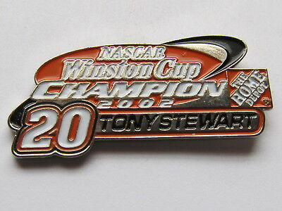 New Home Depot  nascar tony stewart  Lapel Pin