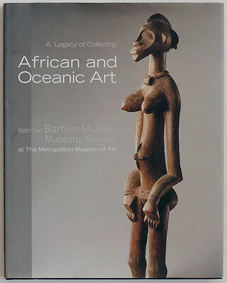 Barbier-Mueller, African and Oceanic Art, book