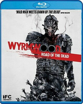 Wyrmwood: Road of the Dead (Blu-ray Disc, 2015)
