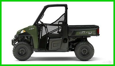 2017 Polaris Ranger XP 900 New