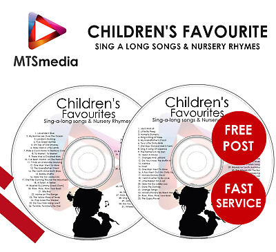 100 Childrens Favourite Sing-along Songs - Young Kids Nursery Rhymes Bo Lav