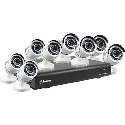 Swann SODVK-8720P188-US 8 Camera 8 Channel 1MP (720P) DVR Video Security System