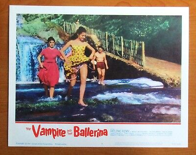the vampire and the ballerina 1960