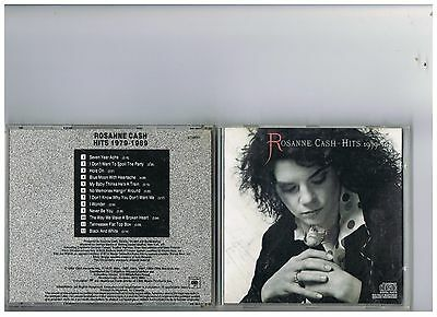 Roseanne Cash Cd. Greatest Hits The Very Best Of.