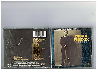 David Wilcox Cd. Greatest Hits The Very Best Of.