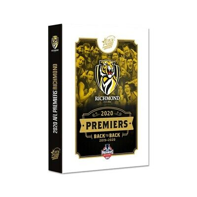 2017 Afl Select Richmond Tigers Premiership Premiers Set In Box 25 Cards
