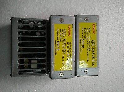 1PC Used Fanuc Power Supply Type HMC-140 A14L-0102-0001A   .