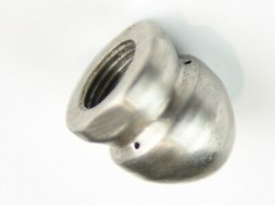 1/8'' MINI CUTER NOZZLE-- 3 REAR JETS,Drain Cleaning,