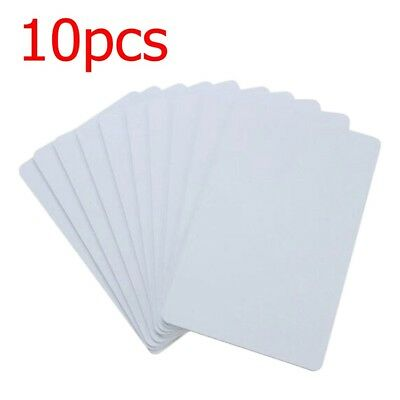 White Universal 10 NFC Card NTAG213 NFC tags PVC for LG HTC Nexus android Sony