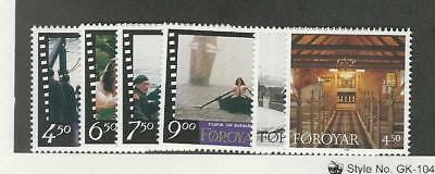 Faroe Islands, Postage Stamp, #324-329 Mint NH, 1997