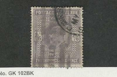 Great Britain, Postage Stamp, #139 Used, 1902