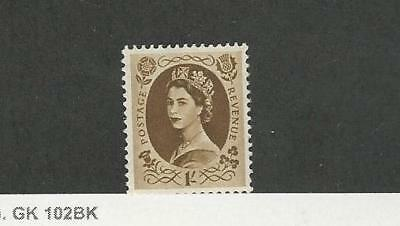 Great Britain, Postage Stamp, #331 Mint NH, 1955