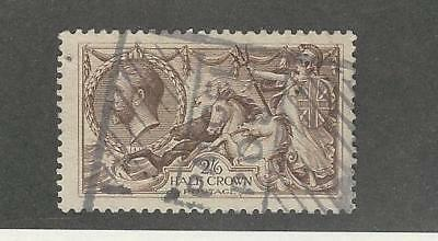 Great Britain, Postage Stamp, #173 Used, 1913