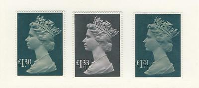 Great Britain, Postage Stamp, #MH170-MH172 Mint NH