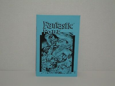 Fantastic Four (1996) #1 Blue Ashcan - Limited to 2000 Copies (NM- or 9.2)