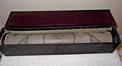 A Vintage Piano Roll Full Scale No 200448 (Untested)
