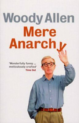 Mere Anarchy by Allen, Woody Paperback Book The Fast Free Shipping