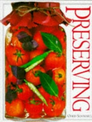The Preserving Book (Books for cooks) by Schwartz, Oded Hardback Book The Fast
