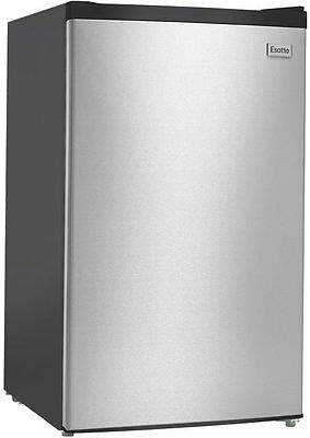Esatto EUF92S 92L Bar Freezer Stainless Steel