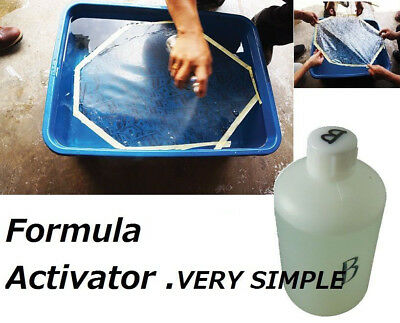 "Water Transfer Printing ACTIVATOR ""Hydrographics activator"" FORMULA Hydro Print"