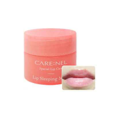 CARENEL ® Lip Sleeping Mask 1/2/5pcs Lot All day lasting moist lips