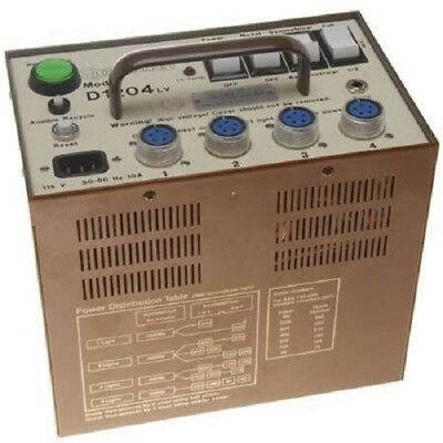 Speedotron Brown Line D1204LV Power Supply