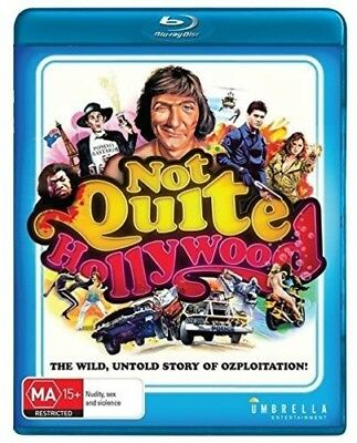 Not Quite Hollywood [New Blu-ray] Australia - Import